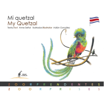 Mi quetzal / My Quetzal