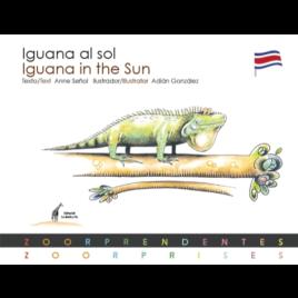 Iguana al sol / Iguana in the Sun